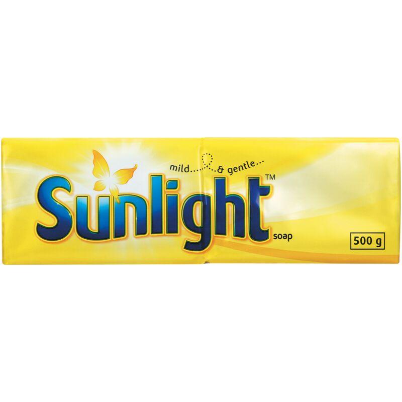 SUNLIGHT LAUNDRY BAR – 500G