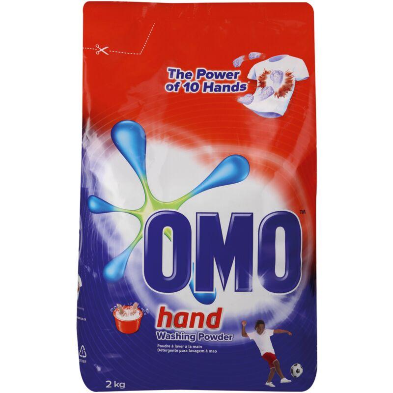 OMO MULTIACTIVE WASHING POWDER – 2KG