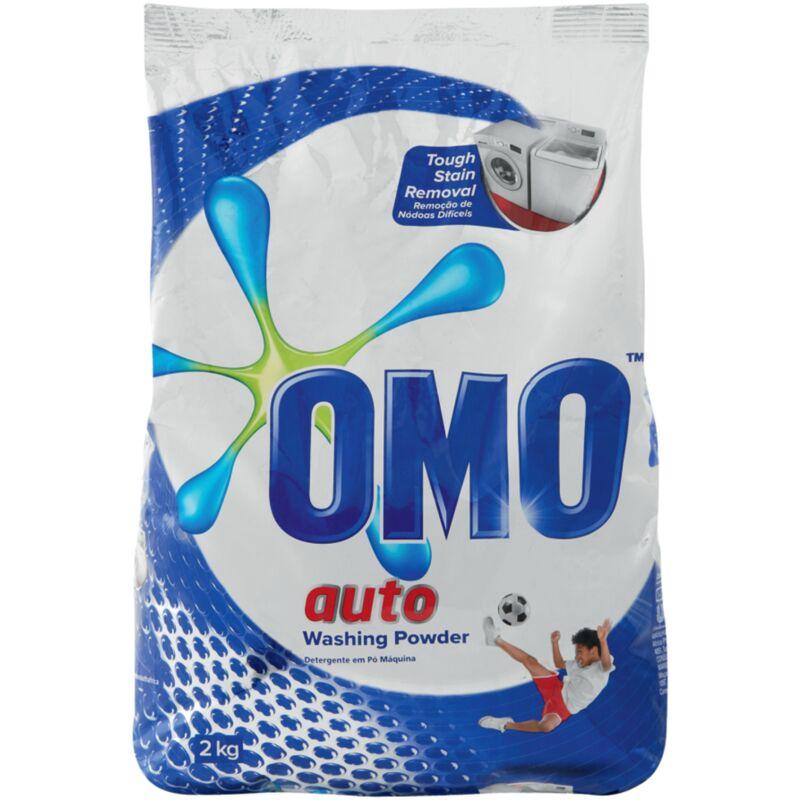 OMO AUTO WASHING POWDER – 2KG
