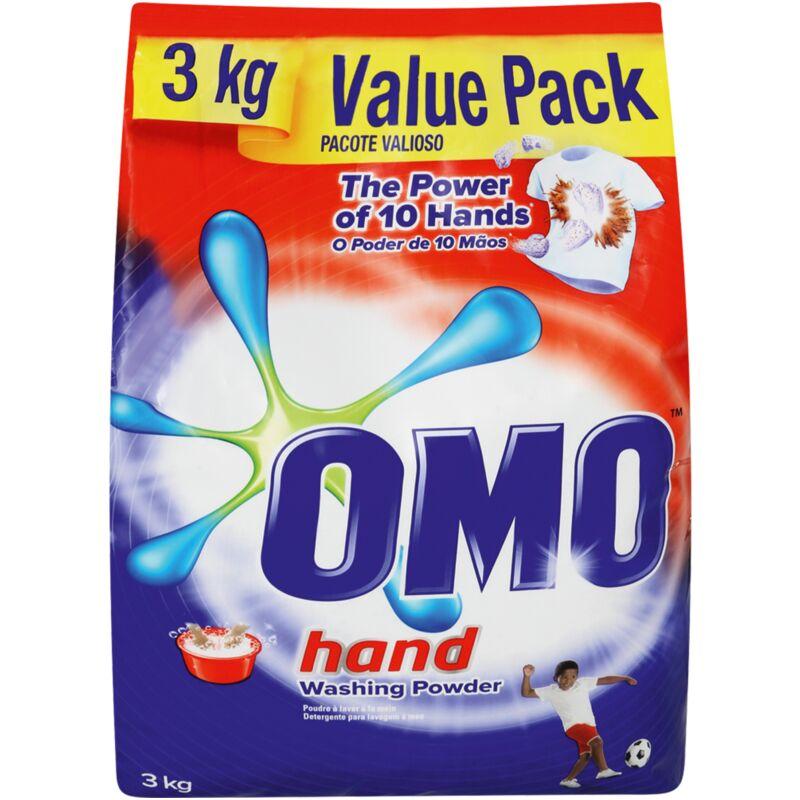 OMO MULTI-ACTIVE WASHING – 3KG