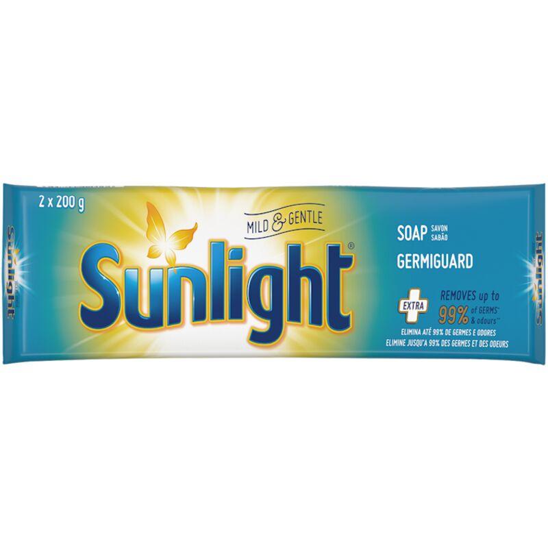 SUNLIGHT LAUNDRY BAR GERMIGUARD – 400G