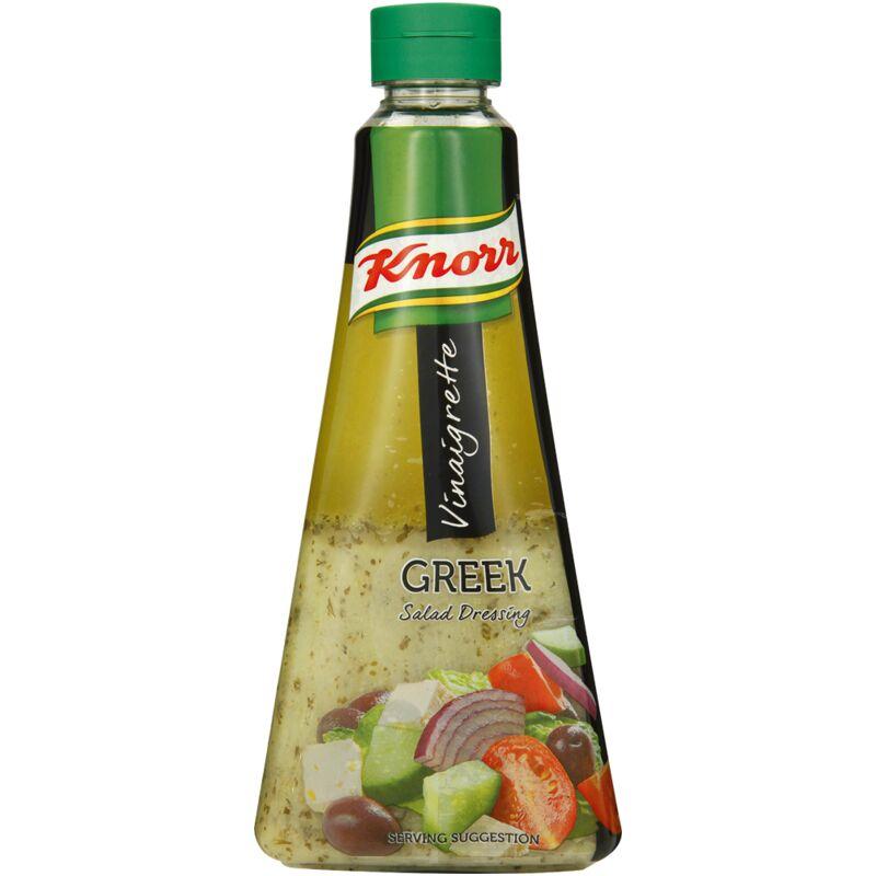 KNORR SALAD DRESSING GREEK – 340ML