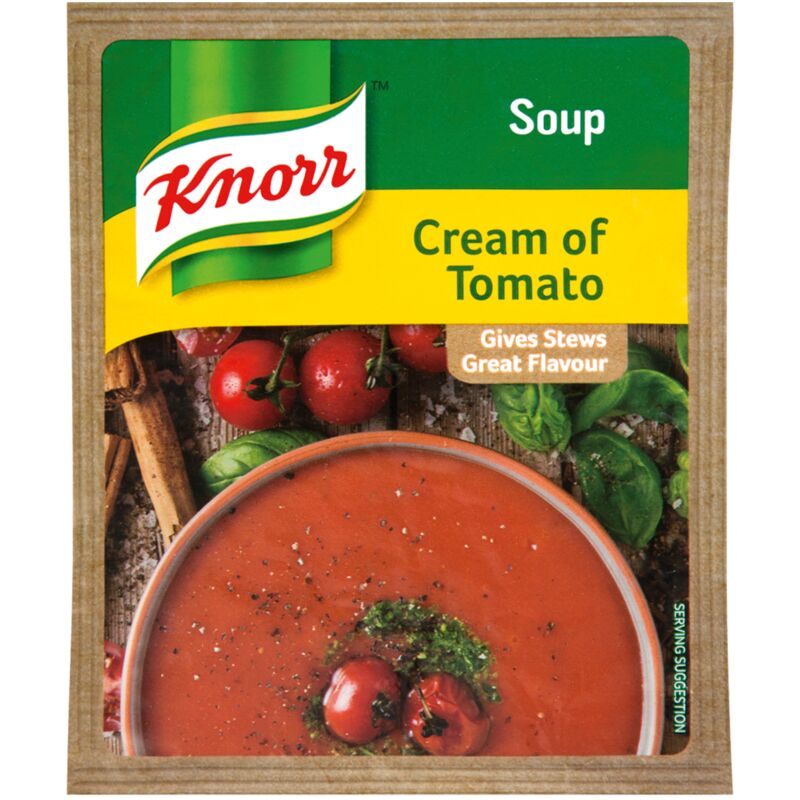 KNORR SOUP CREAM OF TOMATO – 50G