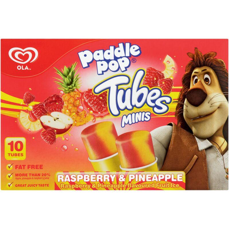 OLA PADDLE POP ICE CREAM PINEAPPLE RASPBERRY MP – 10S
