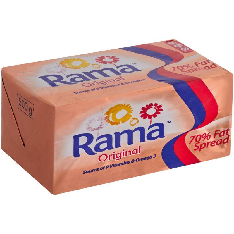 RAMA ORIGINAL 70% FULL SPREAD BRICK – 500G