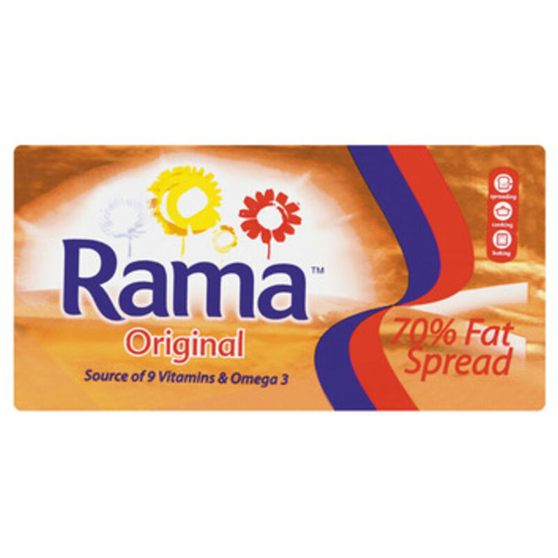 RAMA ORIGINAL 70% FULL SPREAD BRICK – 1KG
