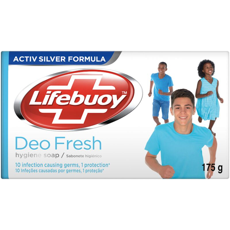 LIFEBUOY SOAP DEOFRESH – 175G