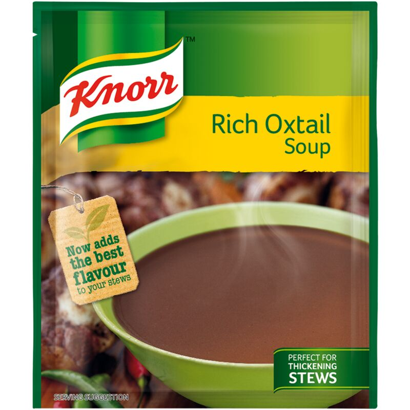 KNORR SOUP RICH OXTAIL – 50G