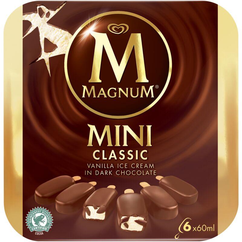 MAGNUM ICE CREAM CLASSIC MP – 6S