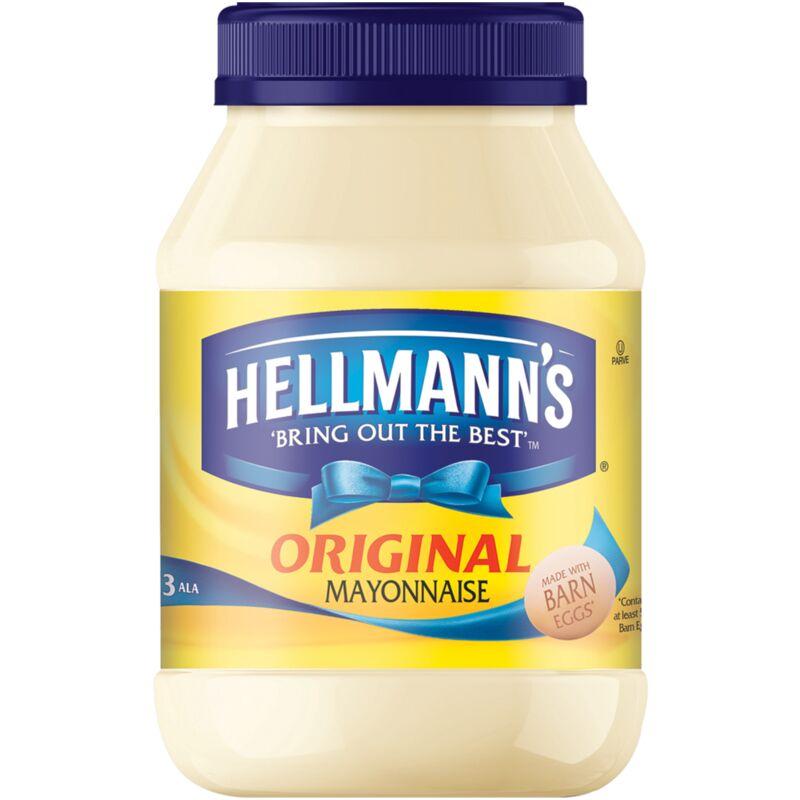 HELLMANNS MAYONNAISE ORIGINAL – 394G