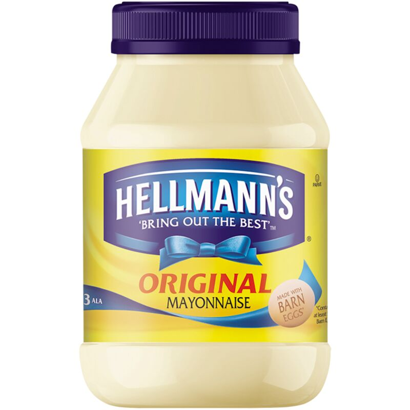 HELLMANNS MAYONNAISE ORIGINAL – 789G