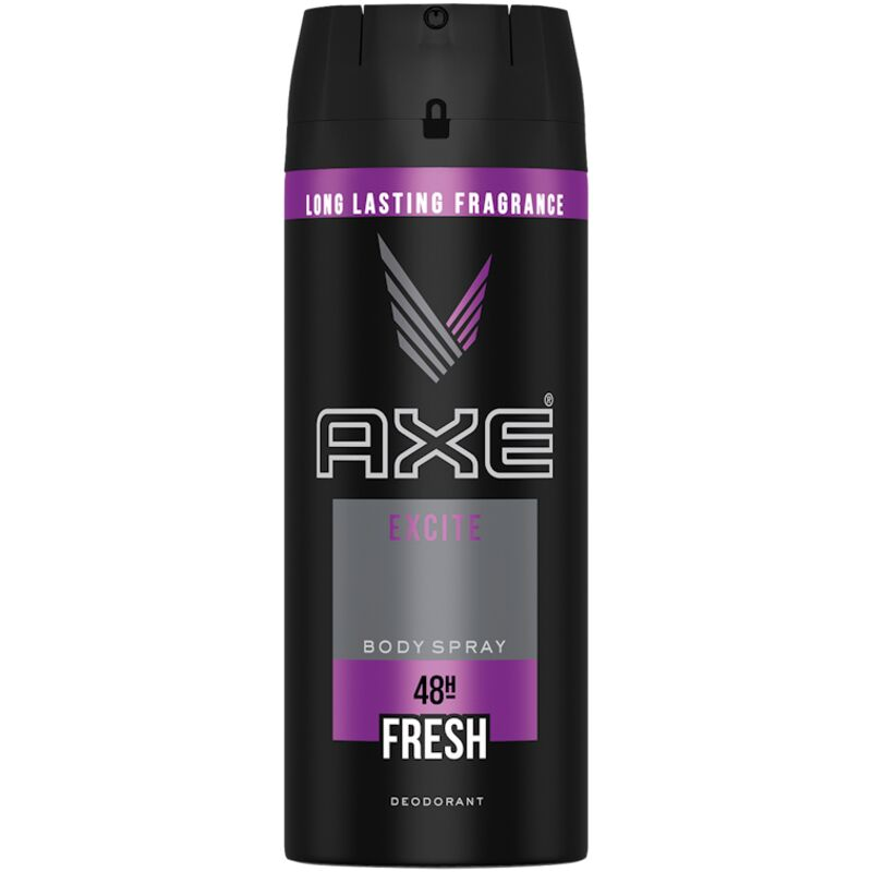 AXE AEROSOL EXCITE – 150ML