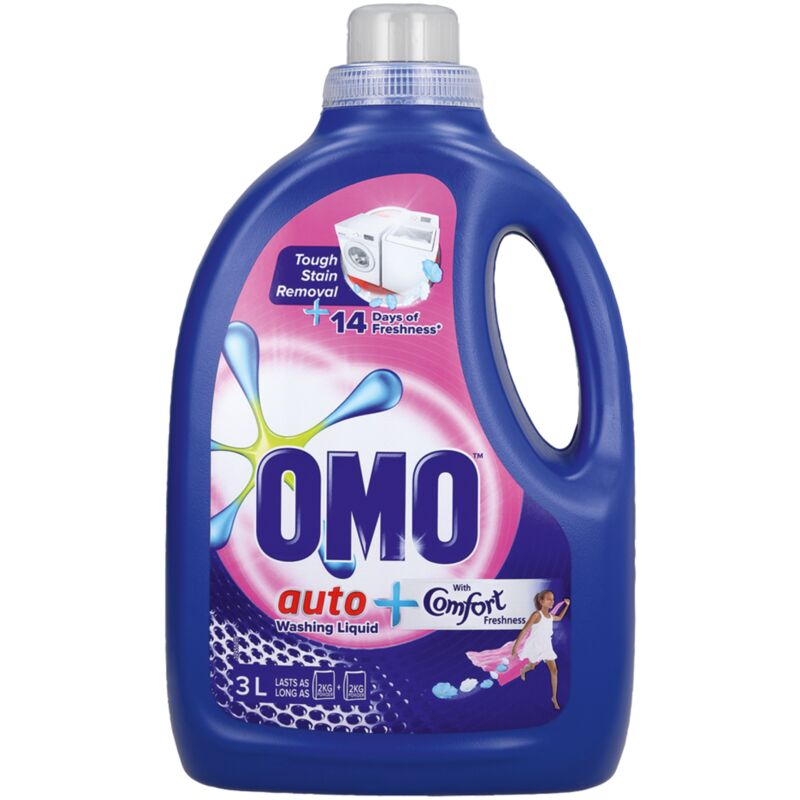 OMO AUTO TOUCH OF COMFORT CONCENTRATE – 3L