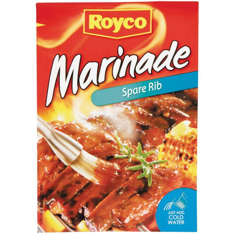 ROYCO MARINADE SPARE RIB – 46G