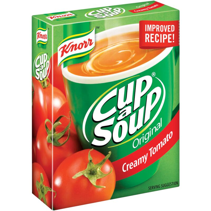 KNORR SOUP CREAM OF TOMATO – 80G