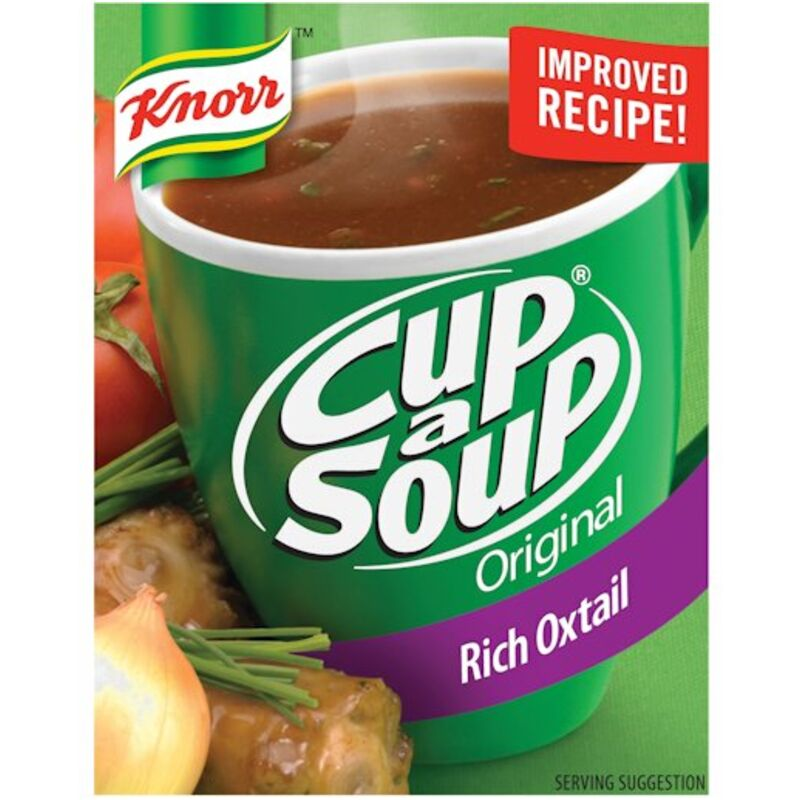 KNORR SOUP RICH OXTAIL – 88G