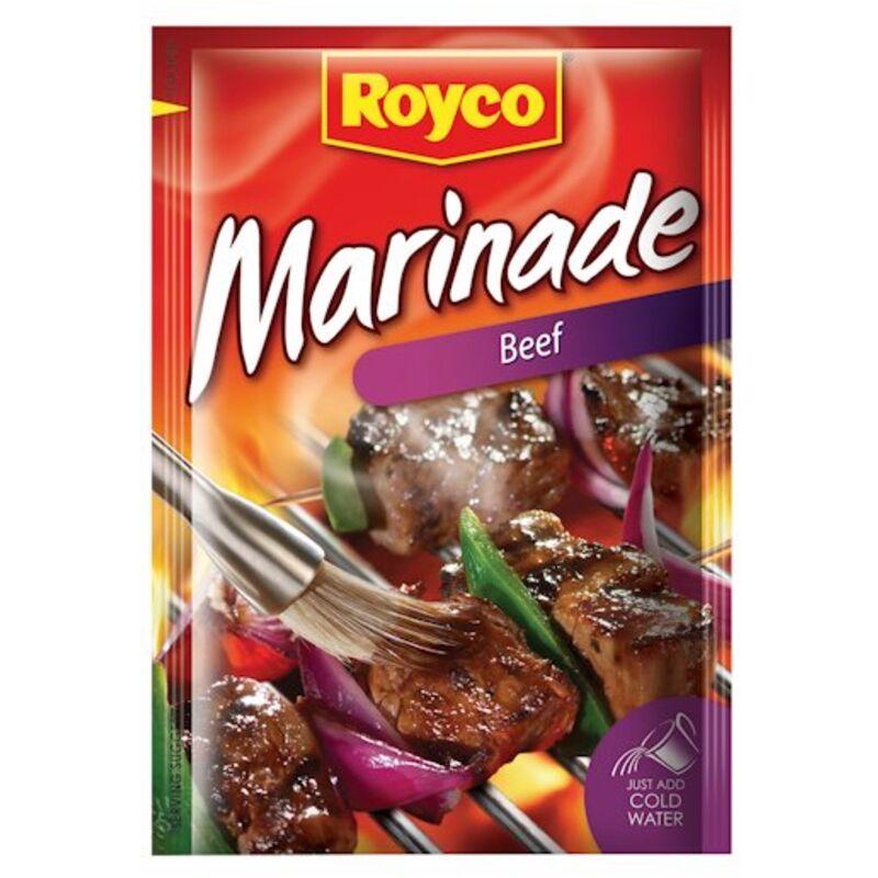 ROYCO MARINADE BEEF – 39G