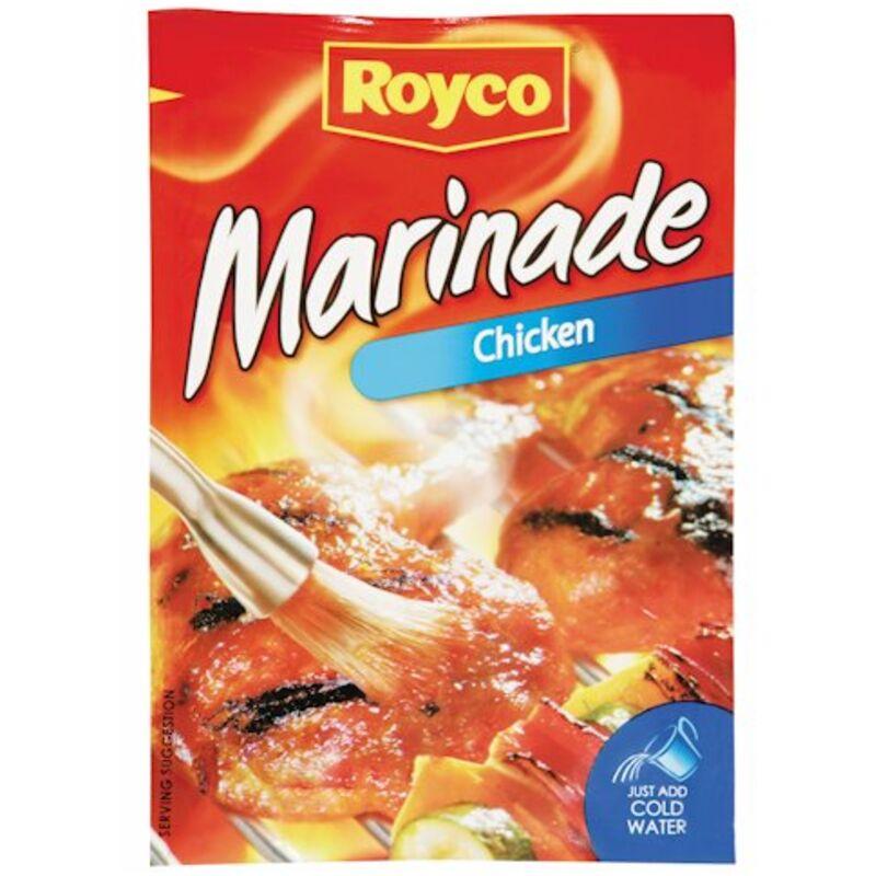 ROYCO MARINADE CHICKEN – 47G