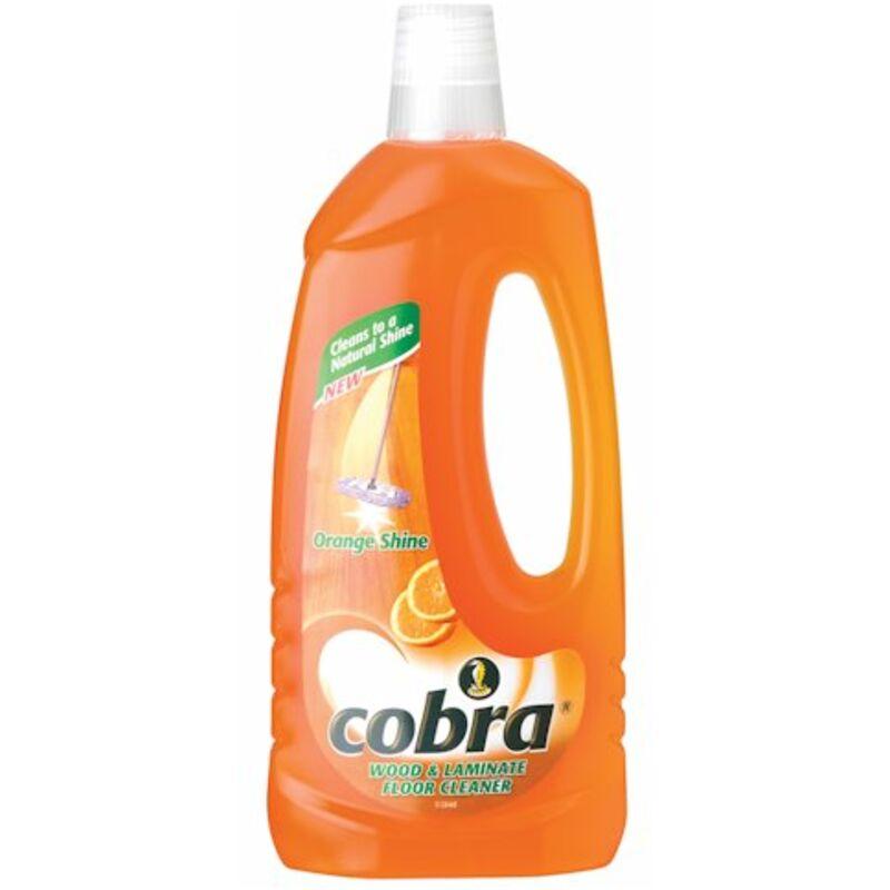 COBRA WOOD FLOOR CLEANER WOOD – 750ML