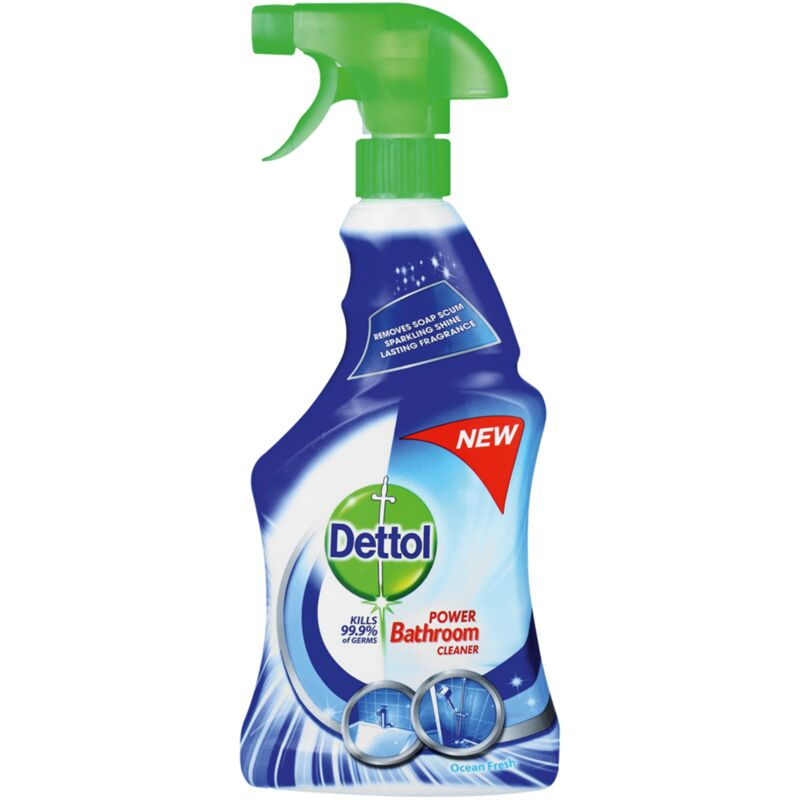 DETTOL LIQUID CLEANER BATHROOM TRIGGER – 500ML