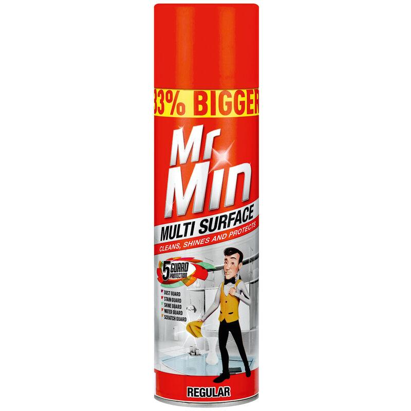 MR MIN MULTI SURFACE REGULAR – 400ML