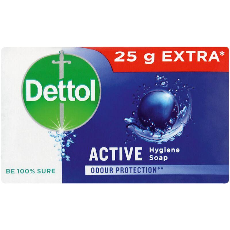 DETTOL SOAP ACTIVE – 175G