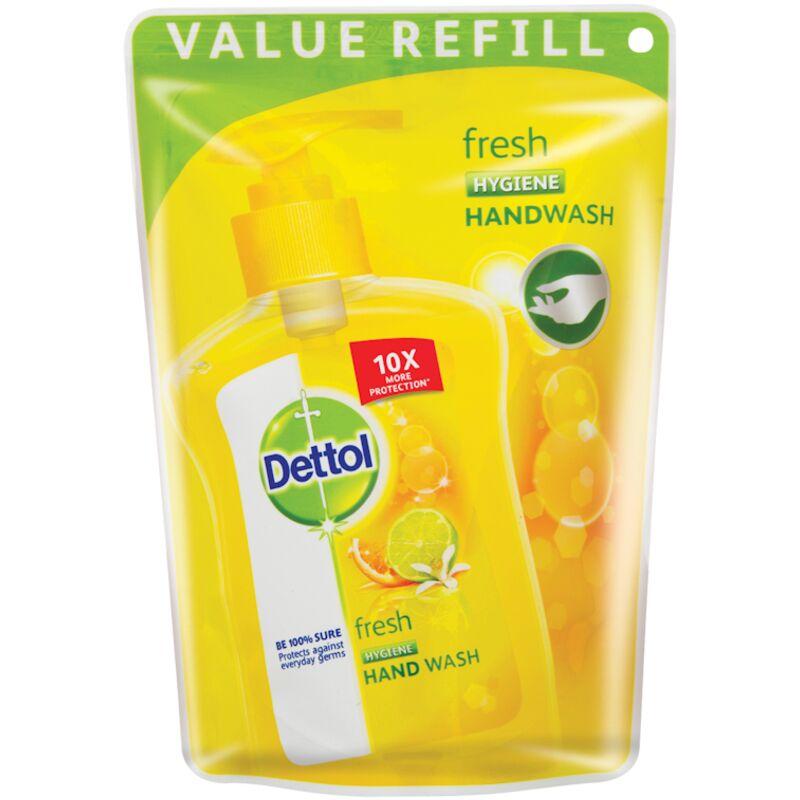 DETTOL HAND WASH FRESH REFILL – 200ML