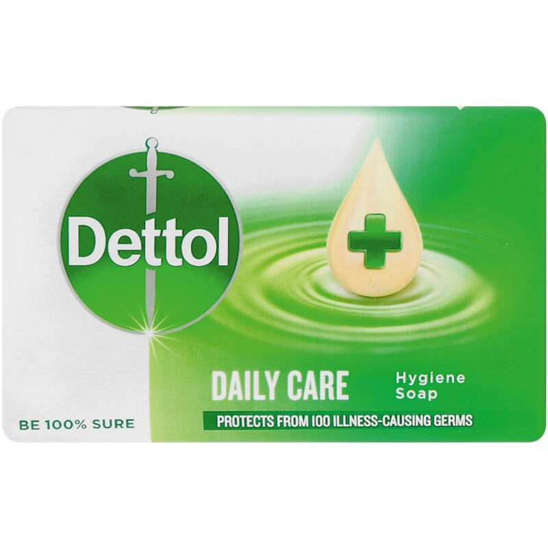 DETTOL SOAP DAILY CARE – 175G