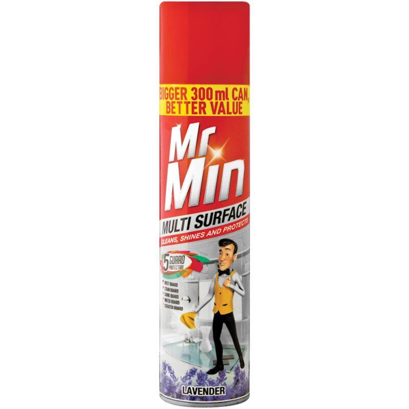 MR MIN SURFACE POLISH LAVENDER – 300ML
