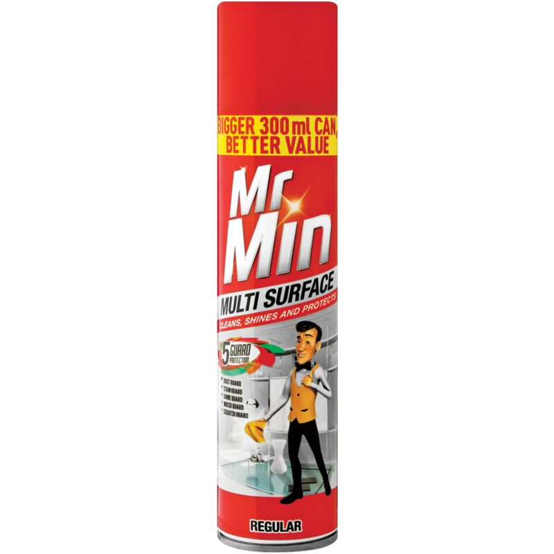 MR MIN SURFACE POLISH REGULAR – 300ML