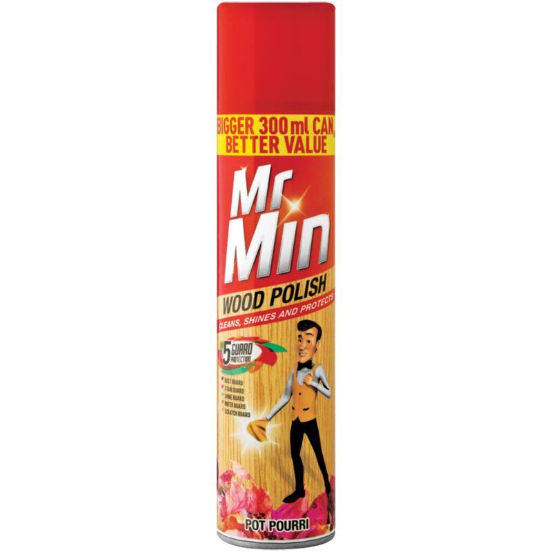 MR MIN WOOD POLISH POT POURRI – 300ML