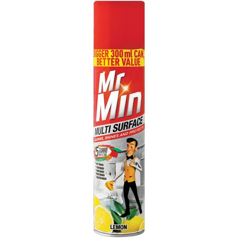 MR MIN SURFACE POLISH LEMON – 300ML