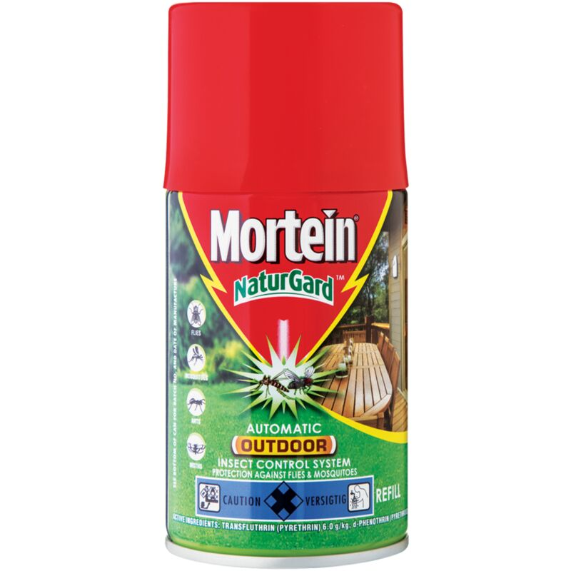 MORTEIN TARGET NATURE GUARD AUTO INSECT REFILL – 236ML
