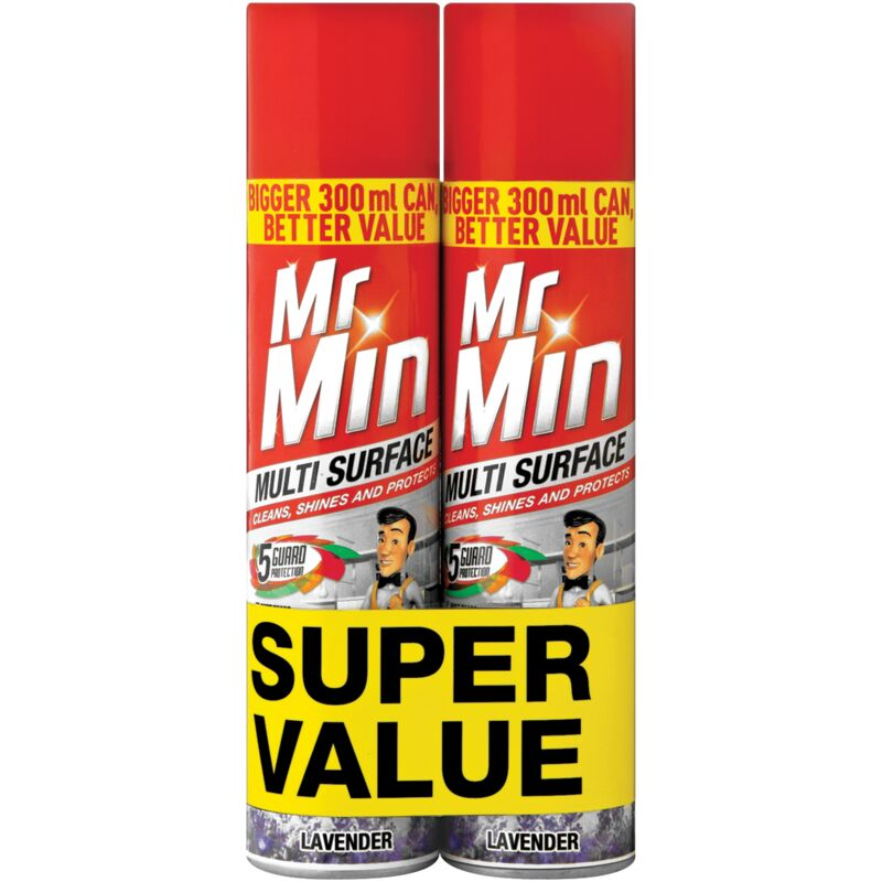 MR MIN MULTI SURFACE POLISH LAVENDER – 2S