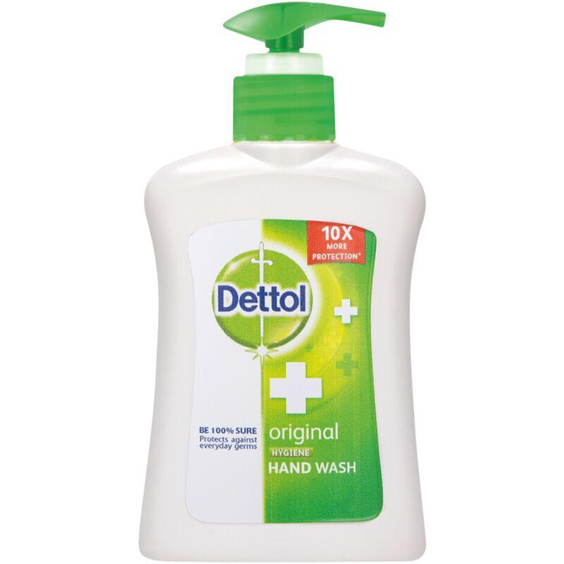 DETTOL HAND WASH ORIGINAL – 200ML