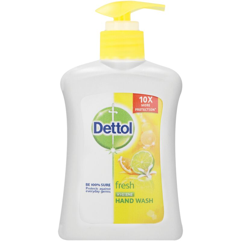 DETTOL HAND WASH FRESH – 200ML