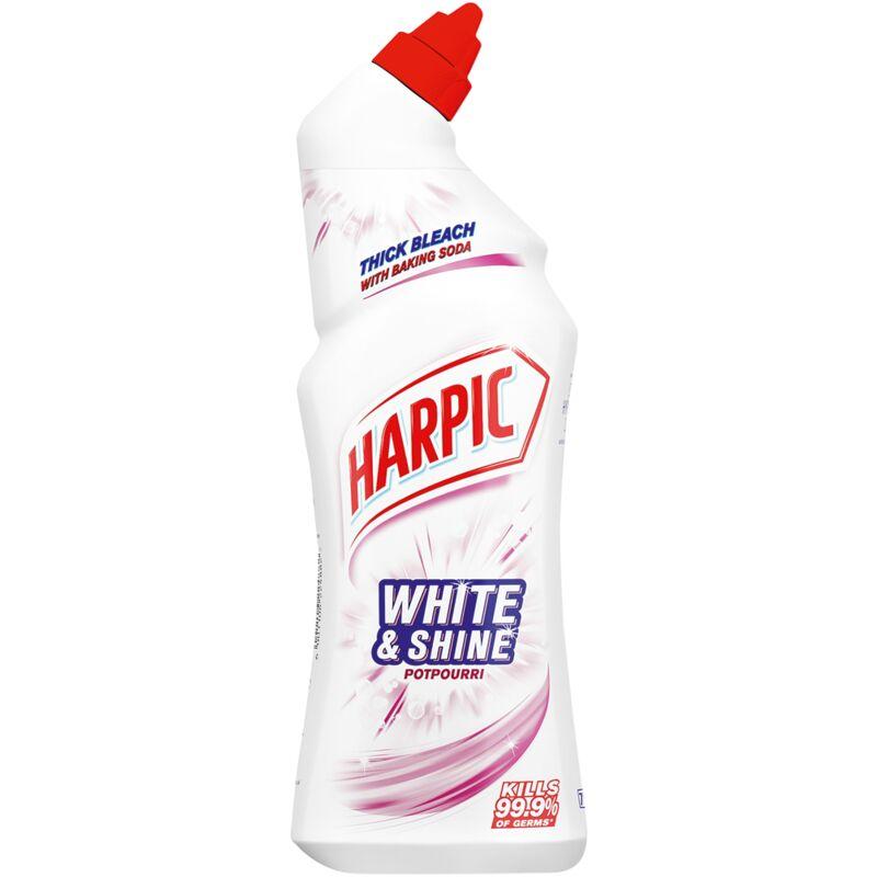 HARPIC WHITE SHINE THICK BLEACH POT POURRI – 750ML