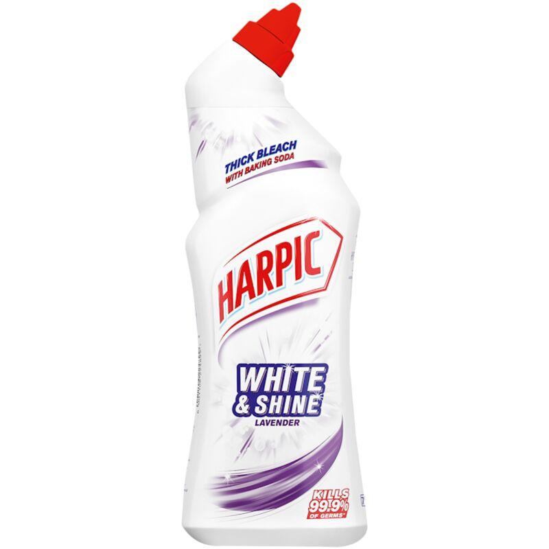 HARPIC WHITE SHINE THICK BLEACH LAVENDER – 750ML