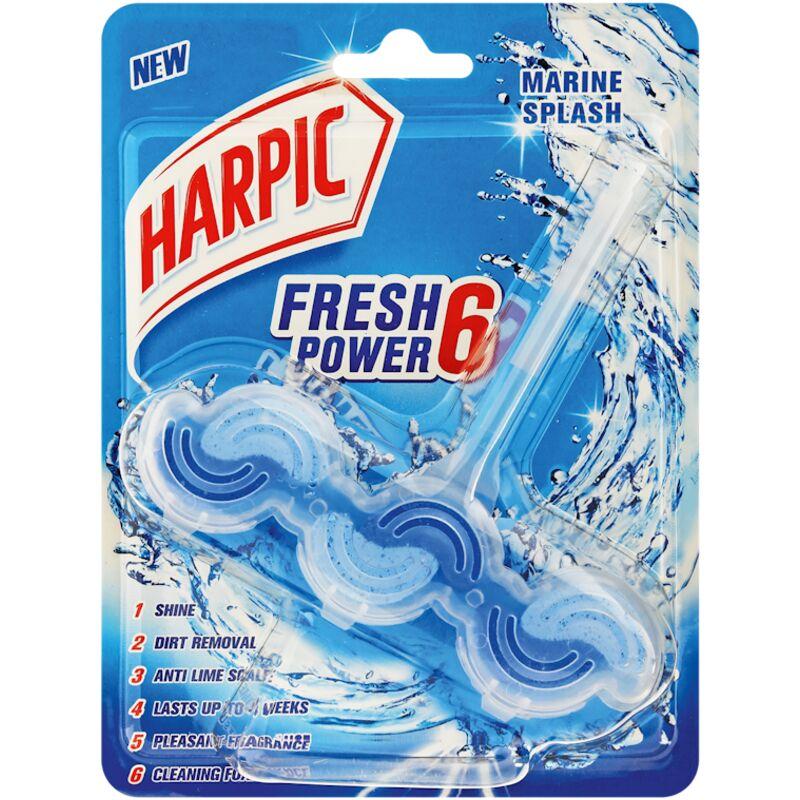 HARPIC FRESH POWER 6 MARINE SPLASH – 35G