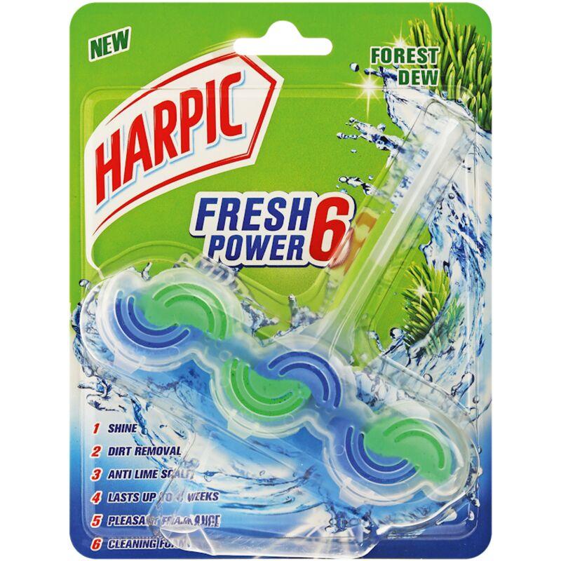 HARPIC FRESH POWER 6 FOREST DEW – 35G