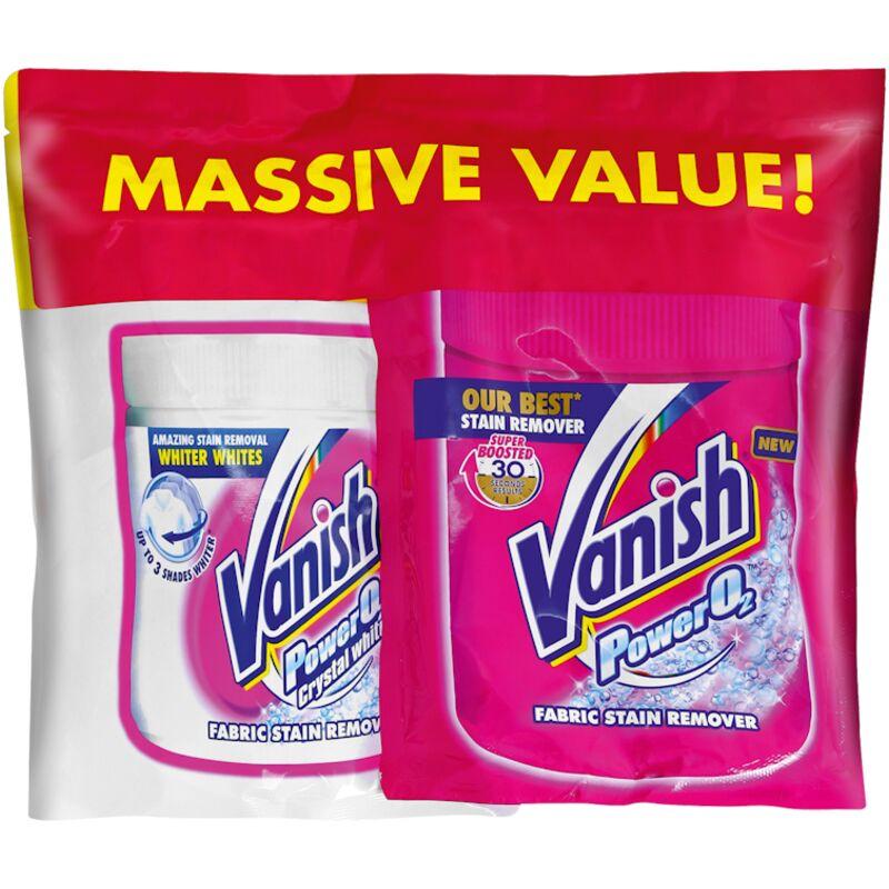 VANISH STAIN REMOVAL POWDER – 2S