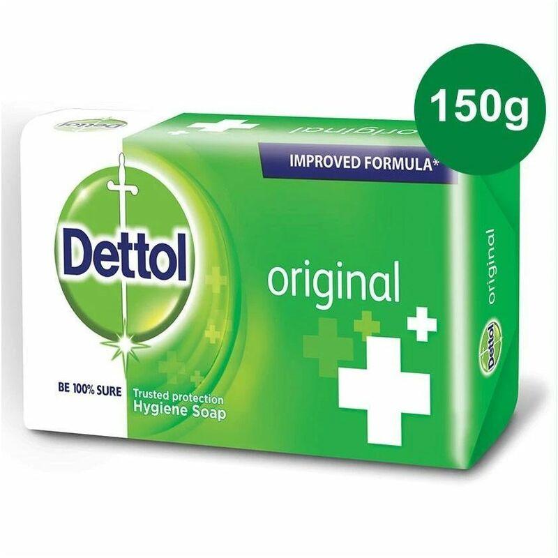 DETTOL SOAP ORIGINAL – 150G