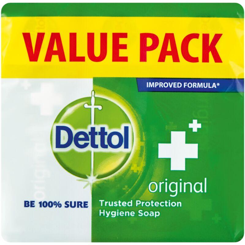 DETTOL SOAP ORIGINAL 3S – 150G
