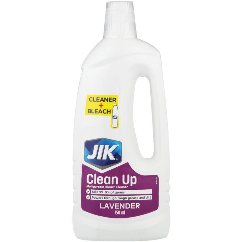 JIK CLEAN UP MULTIPURPOSE CLEANER LIQUID LAVENDER – 750ML