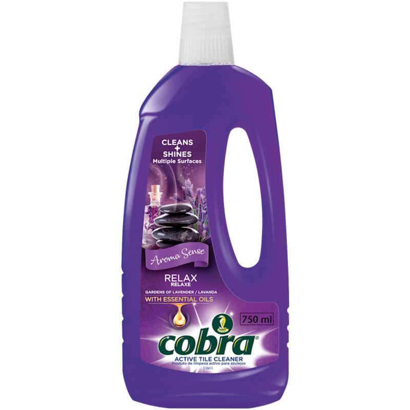 COBRA ACTIVE TILE CLEANER LAVENDER – 1L