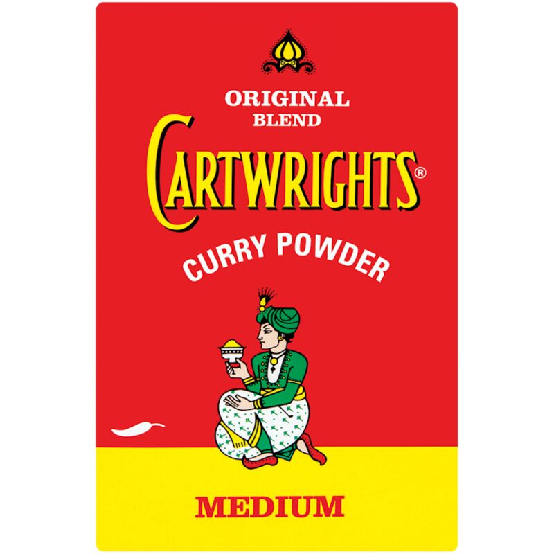 CARTWRIGHTS CURRY POWDER MEDIUM – 50G