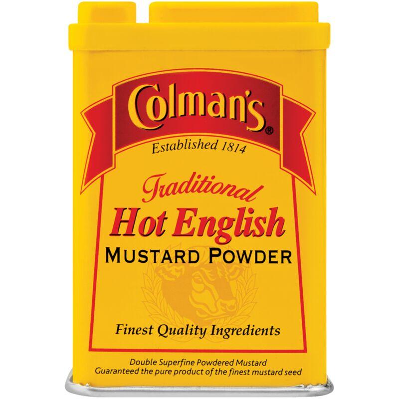 COLMANS ENGLISH MUSTARD POWDER HOT – 50G