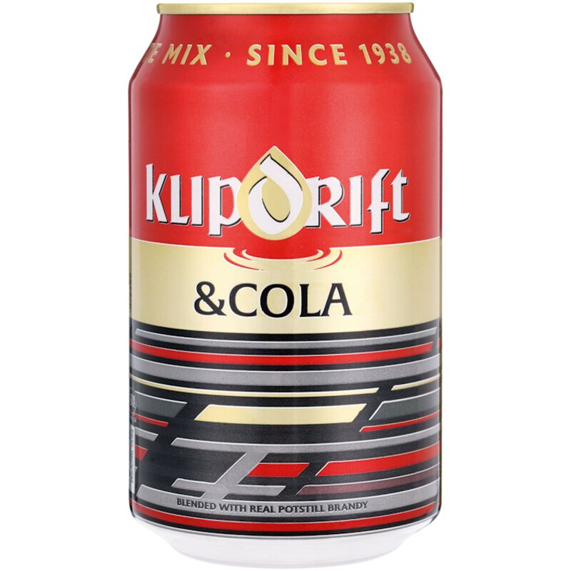 KLIPPIES & COLA CAN – 330ML