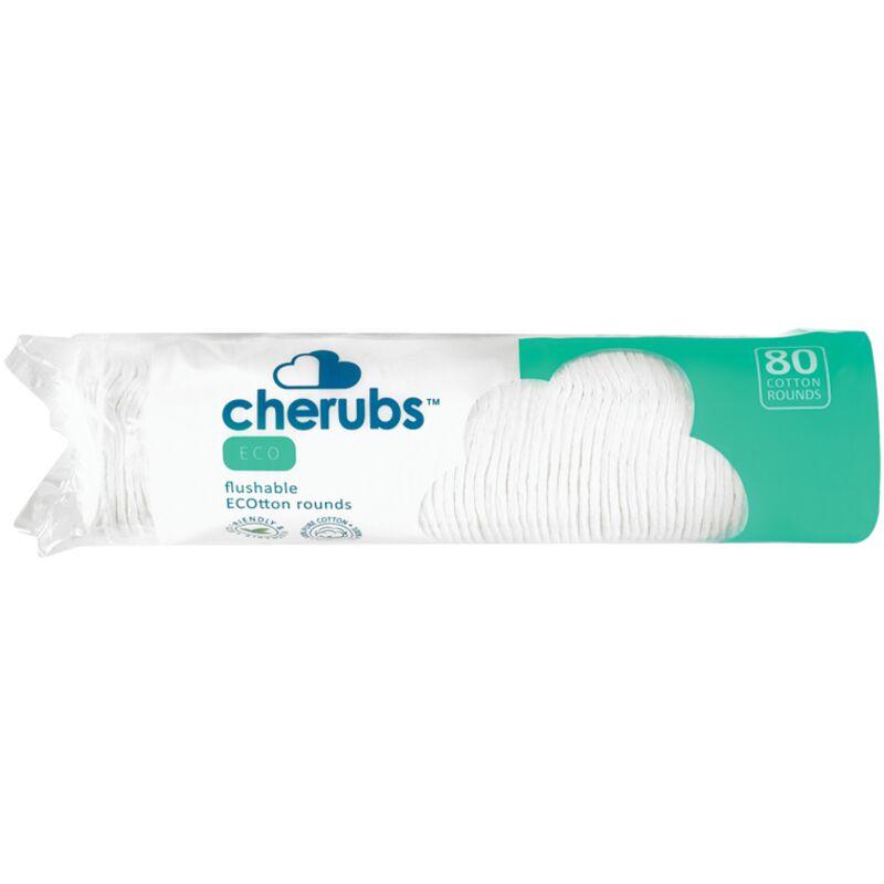 CHERUBS COTTON ROUNDS – 80S