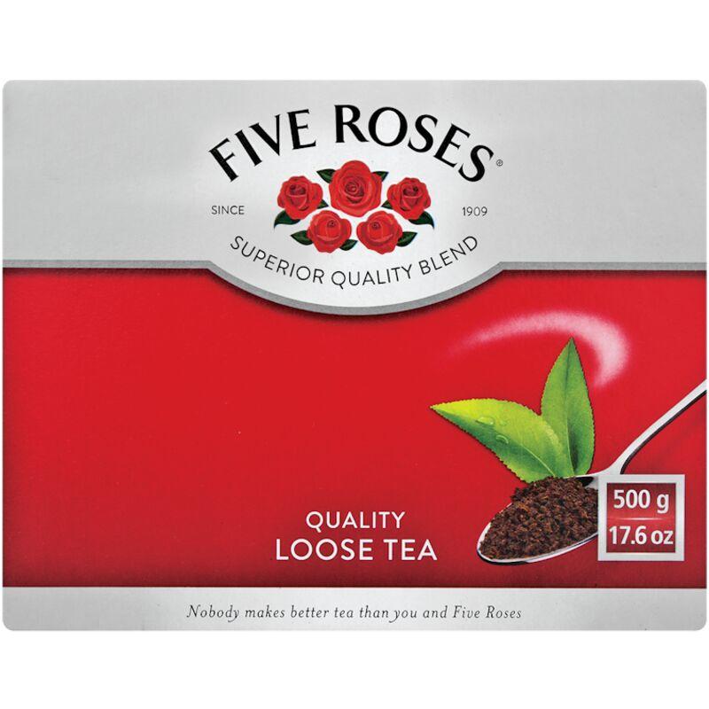 FIVE ROSES TEA LEAF – 500G